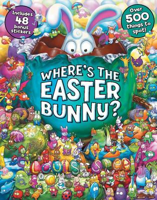 Where's the Easter Bunny with Stickers