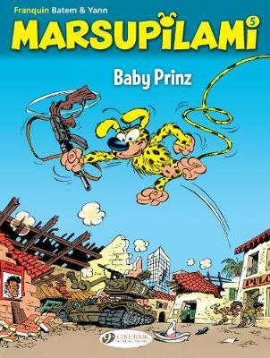 Marsupilami, The Vol. 5: Baby Prinz