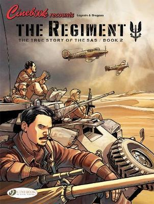 Regiment - The True Story of the SAS Book 2