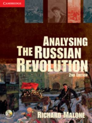 Analysing the Russian Revolution 2 Ed  - SECONDHAND