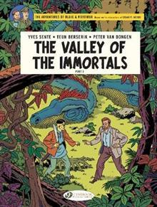 Blake & Mortimer 26 - The Valley of the Immortals - Part 2