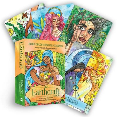 The Earthcraft Oracle - A 44-Card Deck and Guidebook of Sacred Healing
