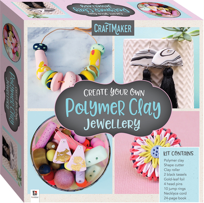 Large polymer jewellery tuck box