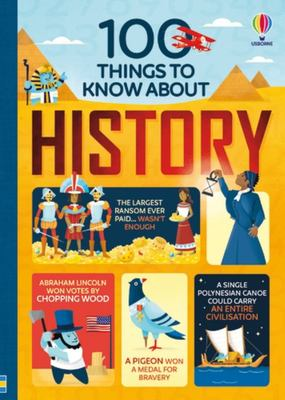 100 Things to Know About History (HB)
