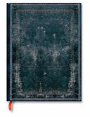 Paperblanks Journal - Midnight Steel  (Ultra, Lined)