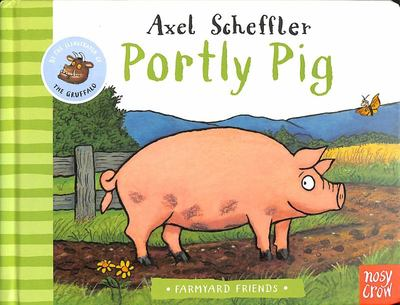 Portly Pig (Farmyard Friends)