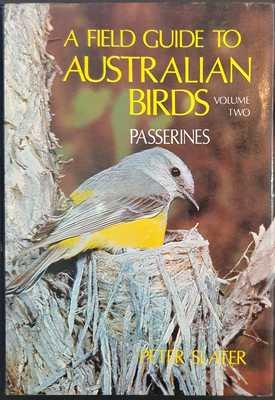 Large maleny bookshop field guide to australian birds