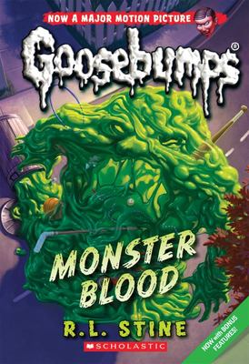 Monster Blood (Goosebumps Classic #3)