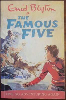 The Famous Five 2 Five Go Adventuring Again