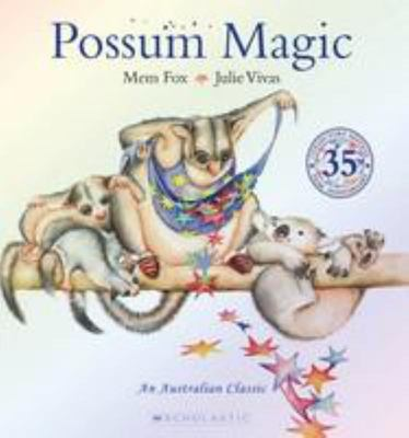 Possum Magic (35th Anniversary Ed. HB Slipcase)
