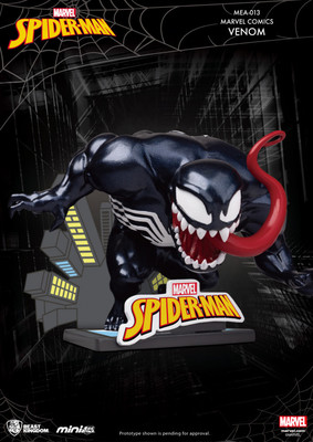 Beast Kingdom Mini Egg Attack: Venom