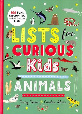 Lists for Curious Kids: Animals