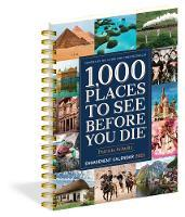 Homepage 1 000 places to see before you die diary 2021