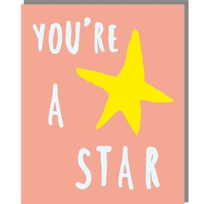 Star Mini Card