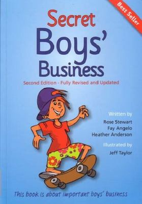 Secret Boys' Business (2nd Edition)