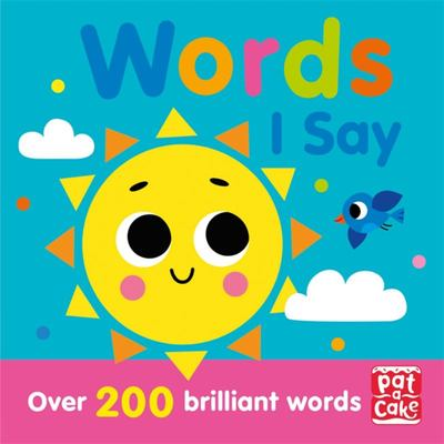 Talking Toddlers: Words I Say