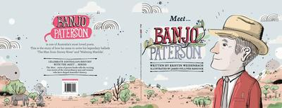 Meet... Banjo Patterson (Meet... Famous Australians)