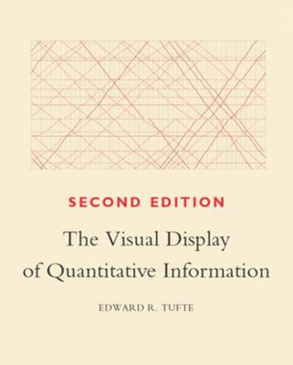 The Visual Display of Quantitative Information PAPERBACK - Second Edition PAPERBACK