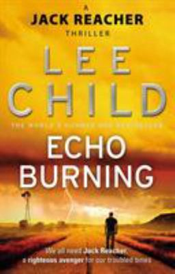 Echo Burning (#5 Jack Reacher)