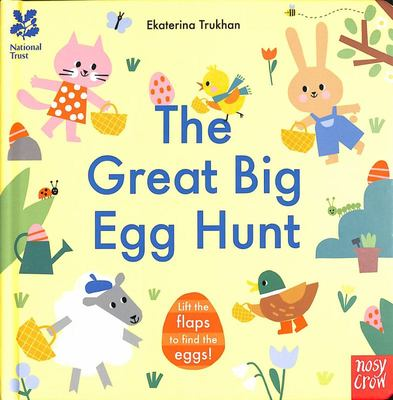 The Great Big Egg Hunt