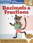 Decimals & Fractions Grade 5 (Kumon)