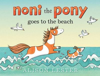 Noni the Pony Goes to the Beach (HB)