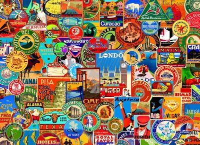 World of Travel Jigsaw
