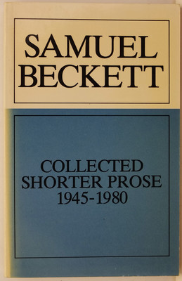 Collected Shorter Prose 1945-1980