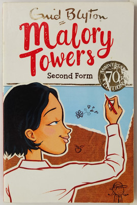 Second Term at Malory Towers (#2 Malory Towers)