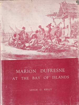 Marion Dufresne at the Bay of Islands