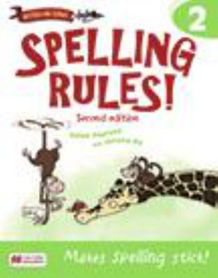 Spelling Rules! Book 2 2E - United
