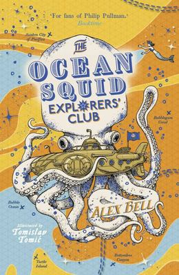 The Ocean Squid Explorers' Club #4
