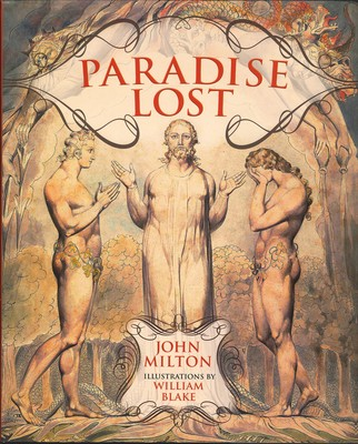 Paradise Lost - William Blake Illustrated