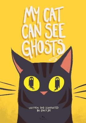 My Cat Can See Ghosts