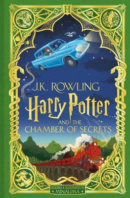 Harry Potter and the Chamber of Secrets: MinaLima Edition