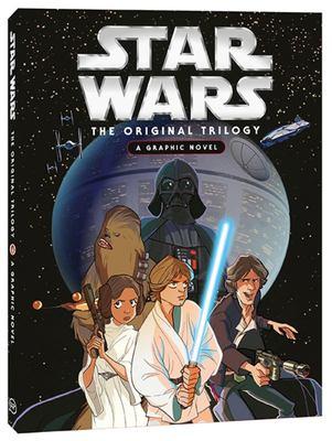 Star Wars: The Original Trilogy (A Graphic Novel)