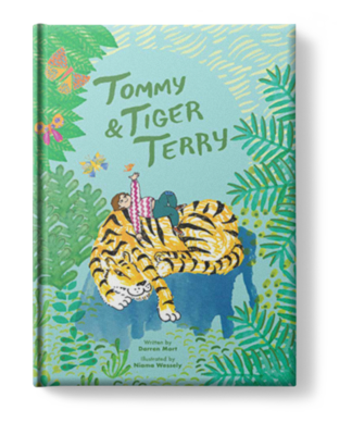 Tommy and Tiger Terry H/C