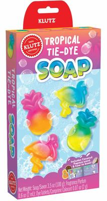 Tropical Tie-Dye Soap (Klutz)