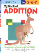 My Book of Addition Ages 5-7 (Kumon)