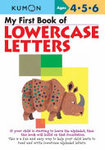 My First Book of Lowercase Letters (Kumon)