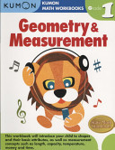 Geometry & Measurement Grade 1 (Kumon)