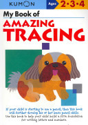 My Book of Amazing Tracing (Kumon)