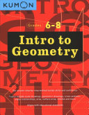 Intro to Geometry - Grades 6-8 (Kumon)