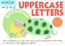 Grow to Know Uppercase Letters (Kumon)
