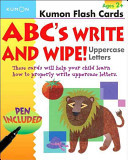 ABC's Write and Wipe: Uppercase Letters (Kumon)