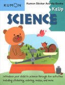 Science K and Up (Kumon Sticker Activity Books)