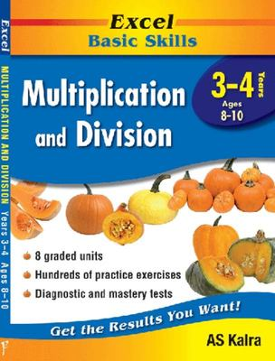Years 3-4 Multiplication & Division
