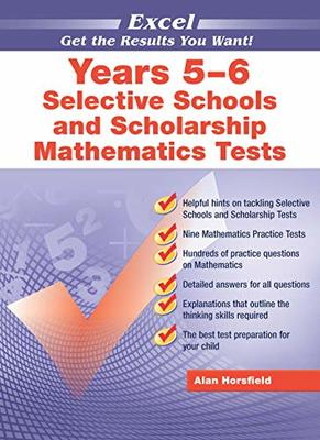 Selective School and Scholarship: Maths Tests Year 5-6