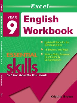 Excel English Workbook Year 9: Essential Skills