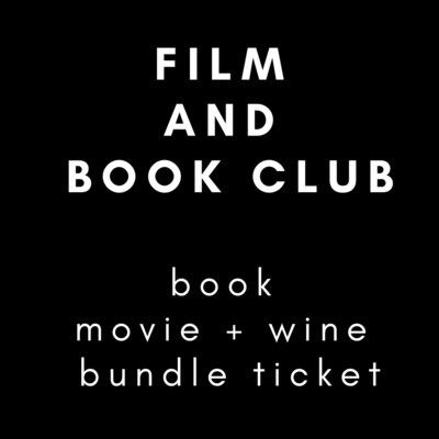 Large film and book club